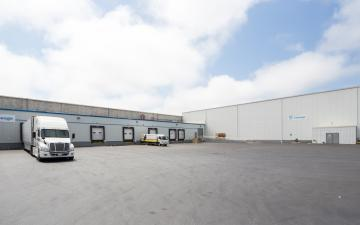 Exterior photo of Lineage's Watsonville - Cascade facility