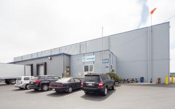 Exterior photo of Lineage's Watsonville - Walker facility