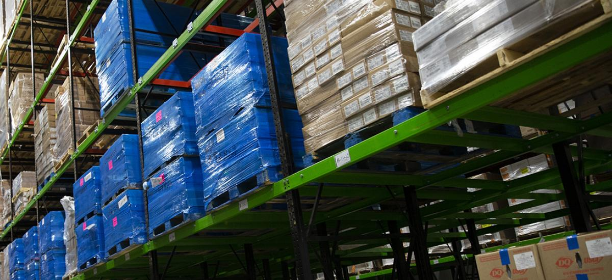 Dedicated Warehousing 1