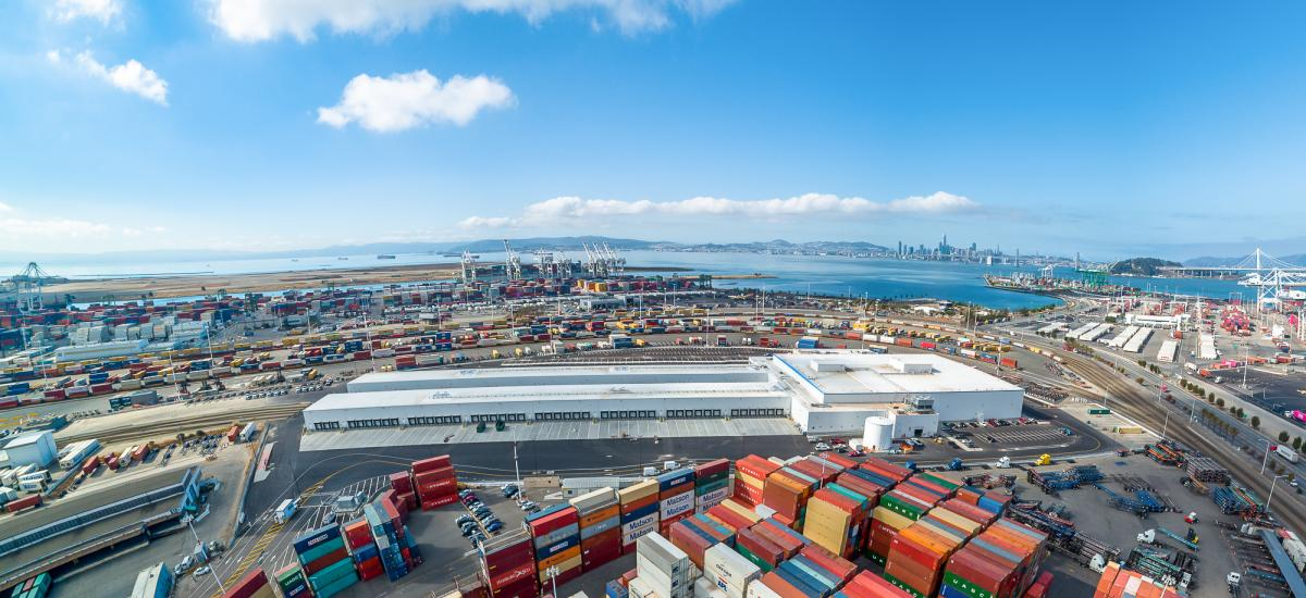 Port-Centric Warehousing | Lineage Logistics