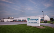 Exterior photo of Lineage's Omaha - Gomez facility
