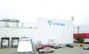 Exterior photo of Lineage's Vernon 3 facility