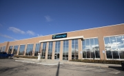 Exterior photo of Lineage's Novi, MI headquarters