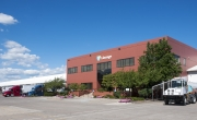 Exterior photo of Lineage's Allentown facility