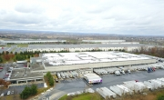 Aerial photo of Lineage's leased facility in Bethlehem, PA