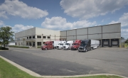 Exterior photo of Lineage's Richmond - Cofer facility