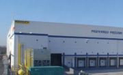 Exterior photo of Lineage's Chicago - West Ann Lurie facility