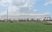 Exterior photo of Lineage's Houston (La Porte) facility
