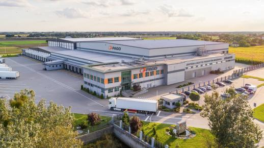 Pago, Poland's largest cold storage and logistics provider